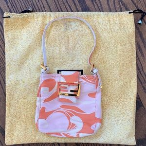 Fendi baguette bag limited edition